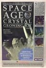 SPACE AGE CRYSTAL GROWING KIT unopened