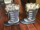 Sorel Womens Joan Of Arctic Cold Weather Insulated Boots Size 75