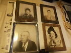 VINT PHOTOMATIC PHOTO LOT AS IS IMAGES OF MEN WOMAN  BOY