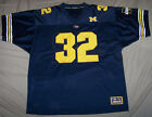 Colosseum Stitched Michigan Wolverines Jersey 32 Anthony Thomas Mens Size XL