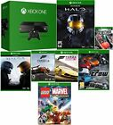 Microsoft Xbox One 500GB Gaming Console w/ Wireless Control Chat Headset 7 Games
