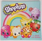 NIP 2018 Shopkins 12 month wall calendar 10 in x 10 in sealed