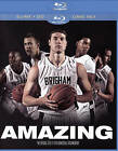 AMAZING THE OFFICIAL 2010 11 BYU BASKETBALL DOCUMENTARY NEW BLU RAY