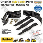 Cub Cadet Replacement Mulching Kit for 48 Deck Mowers  Others 19A70037100