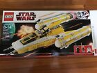 Lego Star Wars Legos 8037 Anakins Y wing Starfighter Minifigures Box Instructs
