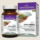 NEW CHAPTER EVERY MAN ONE DAILY MULTI VITAMIN 40+ 96 Tablets exp 01 2018