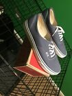 Vans Authentic Era Classic Real Sneakers Canvas Mens Size 13