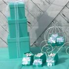 Nested Gift Boxes Set of 3 for All Occasions Gift Box Tower w Bonus Ribbon