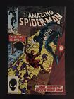 AMAZING SPIDER MAN 265 1985 1ST SILVER SABLE NEW MOVIE KEY MARVEL BOOK NM