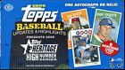 2008 Topps Heritage High Number & Update - Sealed Hobby Box Kershaw SCHERZER RC