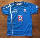 DEPORTIVO CRUZ AZUL SOCCER JERSEY YOUTH X LARGE