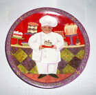 La Patisserie Bakery Cake Jennifer Brinley French Chef Cook Plate Dish CUTE!
