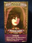 2009 KISS Series Blaster Box #2 of 3 Tour Edition Trading Cards