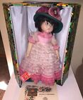 ORIGINAL LENCI FELT DOLL CHARLOTTE With Box  COA Mint W Tags 1985  CD 234 21