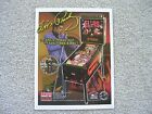 Elvis Pinball Machine Original Sales Flyer by Stern  New Old Stock
