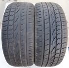 2 Sommereifen Continental Continental Cross Contact UHP 255/50 R19 107Y
