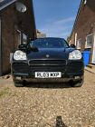 Porsche Cayenne Turbo 45 Triptronic Fully Loaded Damage Repaired 72000 miles
