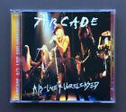 ARCADE - A/3 Live & Unreleased CD VG+ Condition 2001 13 Tracks Stephen Pearcy