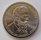 2011 P 1 Weak Edge Lettering Hayes Position A Presidential Dollar Uncirculate