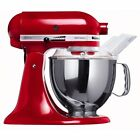 Kitchen Aid 5KSM150 Stand Mixer Empire Red- 220 Volts Only! Will Not Work In The