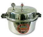 BIG LARGE JUMBO ALUMINUM COMMERCIAL PRESSURE COOKER 40 LITER (42 Quart) STEAMER