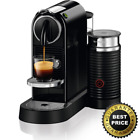 Nespresso Citiz+Milk Coffee Machine Espresso Cappuccino Latte Maker Black NEW