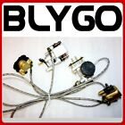 Hydraulic Disc Brake Calipers Pad System 150cc 250cc Quad Dirt Bike Dune Buggy