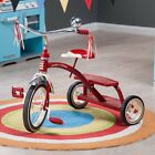 Radio Flyer 12 in Classic Dual Deck Tricycle Red