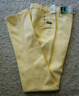 Vintage Authentic Rockies Jeans 27 5 Extra Long 36 Rocky Mountain Yellow
