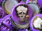 100 Poe  Purple  Raven Brewing Beer Bottle Caps No Dents Free Shipping