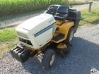 Cub Cadet 1863 w/ bagger and front weights, HST,