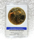 1933 Historical Gold Double Eagle ~ 24k ~ American Mint ~ 20$ Coin