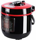 Aobosi 8-in-1 Electric Pressure Cooker, 6-Qt 1000W w/Stainless Steel Cooking Pot