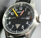JUNKERS Cockpit 6144-3QZ QUARTZ New made in GERMANY FREE SHIPPING from JAPAN