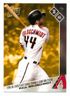 2017 Topps Now MLB Players Weekend Baseball Cards 12