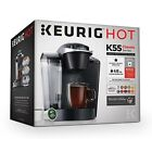 Keurig Coffee Maker K55 KCups Black Single Serve Brewer Tea Cocoa Iced Beverages