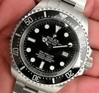 Rolex Sea-Dweller DEEPSEA 116660 Mens Stainless Steel Black Dial Ceramic Bezel