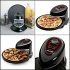 Pizza Baking Pizzazz Plus Presto Rotating Oven, Nonstick Kitchen Heating Pan
