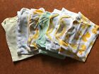 Carters Baby Gowns Lot of 7 newborn 0 3 months great condition