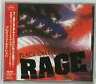 PLACE CALLED RAGE s/t CD JAPAN 1ST PRESS SEALED NEW PHCR-1362 Al Pitrelli s5499