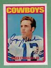 1999 TOPPS ROGER STAUBACH AUTO RP 1972 #200 ROOKIE CARD COWBOYS HOFer MINT