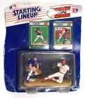 RYNE SANDBERG/ VINCE COLEMAN 1989 STARTING LINEUP- ONE ON ONE - CUBS / CARDINALS