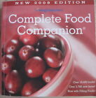 Weight Watchers Complete Food Companion 2009 18400 foods