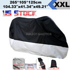 XXL Motorcycle Cover For Honda Shadow VLX VT 600 Deluxe VTX 1300 US Stock