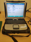 Panasonic ToughBook CF 19 Duo Core 106GHz 25GB 80GB GPS Laptop CF 19CHB23BE