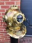 Antique Deep Sea Marine Divers Antique SCUBA Divers Helmet-PARAGON INT
