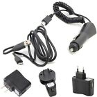 DC CAR Micro USB+WALL CHARGER FOR Nokia FOR 7205 7210 7610 7705 7900 8600 8800 b