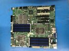 Supermicro X8DTI F Motherboard W I O Shield  Heatsinks Xeon 5600 5500 DDR3