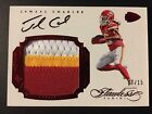 2016 Flawless Jamaal Charles patch autograph 15 auto