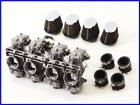SUZUKI GSX750S KATANA CR Carburetor Set 36mm KN With Filter Cleansed yyy